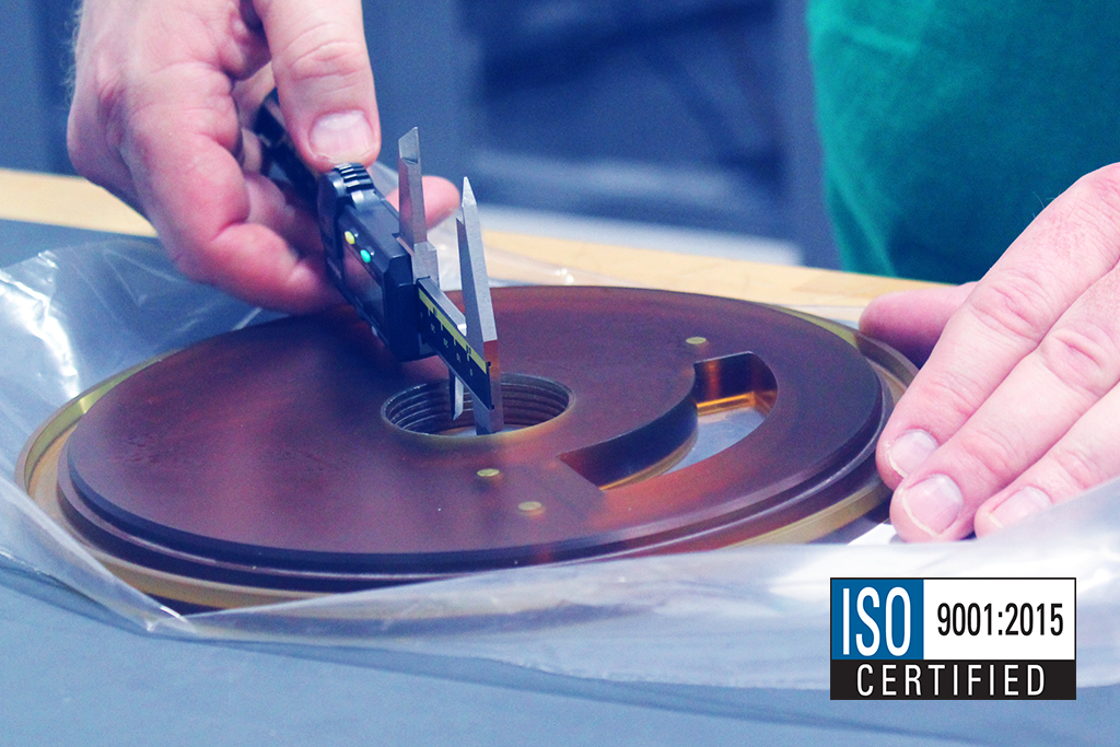 Quality control ISO 9001 image