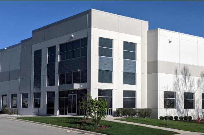 Fluid Air Naperville Office